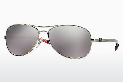 Zonnebril Ray-Ban RB8301 019/N8 - Zilver