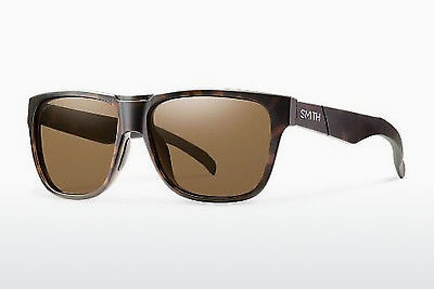 Lunettes de soleil Smith LOWDOWN/N SST/L5 - Brunes, Havanna