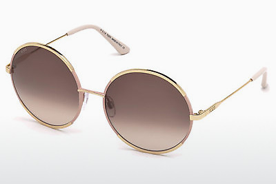 Lunettes de soleil Tod's TO0186 28F - Or