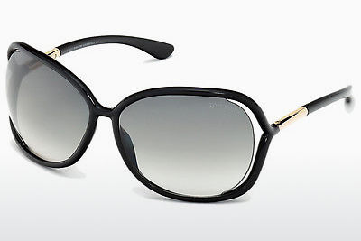 Zonnebril Tom Ford Raquel (FT0076 199) - Zwart