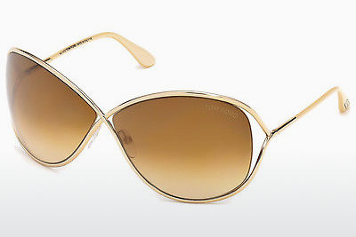 Zonnebril Tom Ford Miranda (FT0130 28F) - Goud
