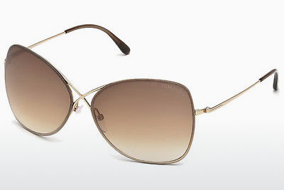 Zonnebril Tom Ford Colette (FT0250 28F) - Goud