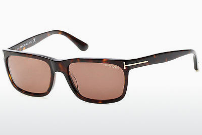 Lunettes de soleil Tom Ford Hugh (FT0337 56J) - Havanna