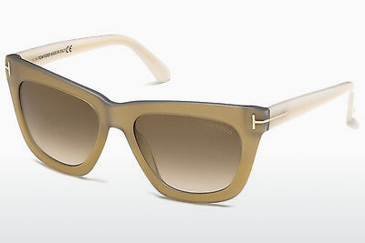 Lunettes de soleil Tom Ford Celina (FT0361 34F) - Bronze, Bright, Shiny