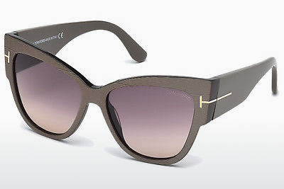 Zonnebril Tom Ford Anoushka (FT0371 38B) - Brons
