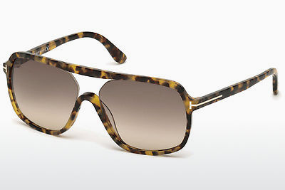 Zonnebril Tom Ford Robert (FT0442 53F) - Havanna, Yellow, Blond, Brown