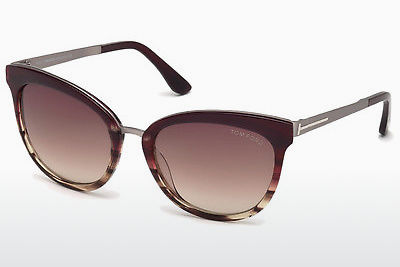 Zonnebril Tom Ford FT0461 71F - Bordeaux, Bordeaux