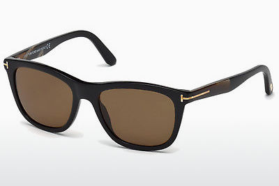 Zonnebril Tom Ford Andrew (FT0500 01H) - Zwart, Shiny