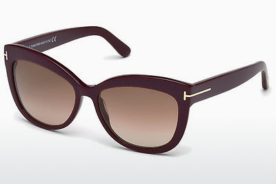 Zonnebril Tom Ford Alistair (FT0524 83F) - Paars
