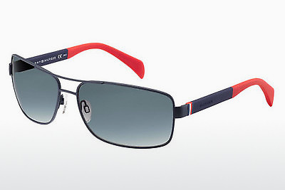 Zonnebril Tommy Hilfiger TH 1258/S 4NP/JJ - Blauw, Rood