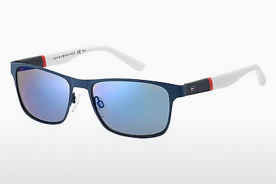 Zonnebril Tommy Hilfiger TH 1283/S FO4/23 - Blauw