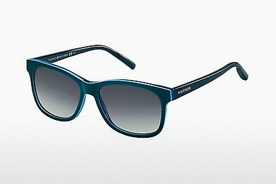 Zonnebril Tommy Hilfiger TH 1985 UCT/HD - Groen, Teal