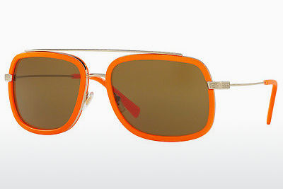 Lunettes de soleil Versace VE2173 138973 - Or, Orange