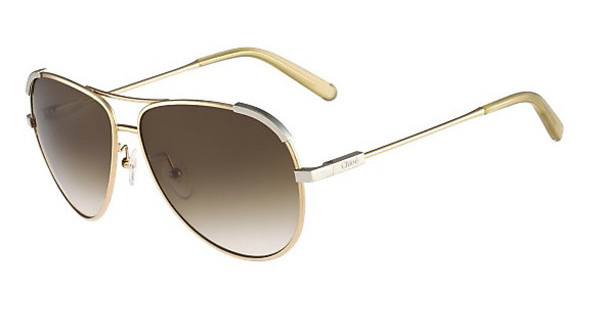 Chloé CE118S 753 LIGHT GOLD/BEIGE