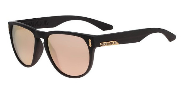 Dragon DR MARQUIS 2 036 MATTE BLACK/ROSE GOLD