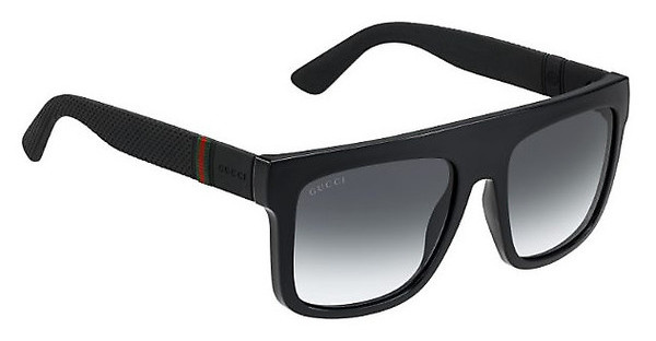 Gucci GG 1116/S M1V/9O DARK GREY SFBLACK RBBR (DARK GREY SF)