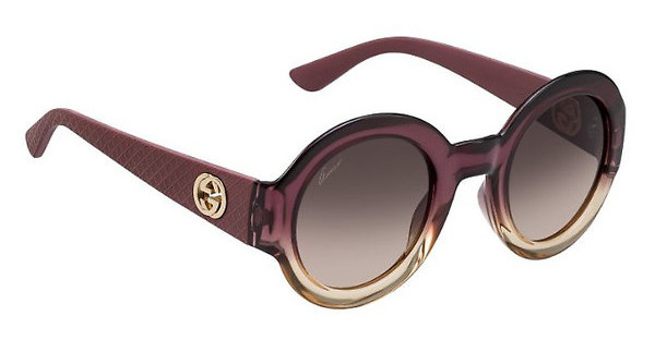 Gucci GG 3788/S MP6/D8 BROWN DSSHDBRGNDY