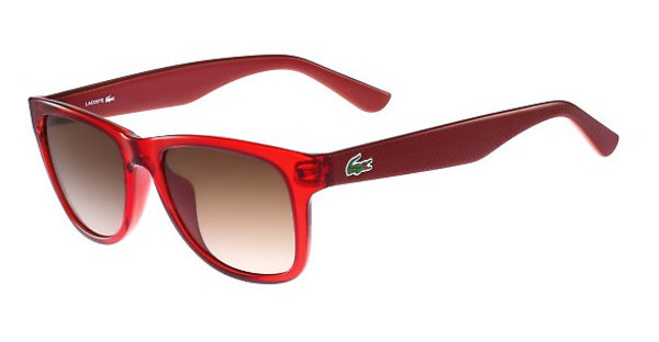 Lacoste L734S 603 RED TRANSPARENT