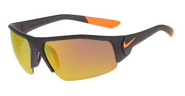 Nike SKYLON ACE XV R EV0859 208 MATTE DEEP PEWTER / TOTAL ORANGE WITH GREY W/ML ORANGE FLASH LENS LENS