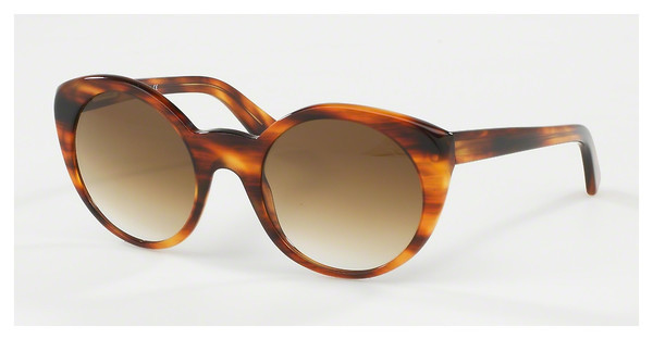 Ralph Lauren RL8104W 500751 CRYSTAL BROWN GRADIENTSTRIPPED HAVANA