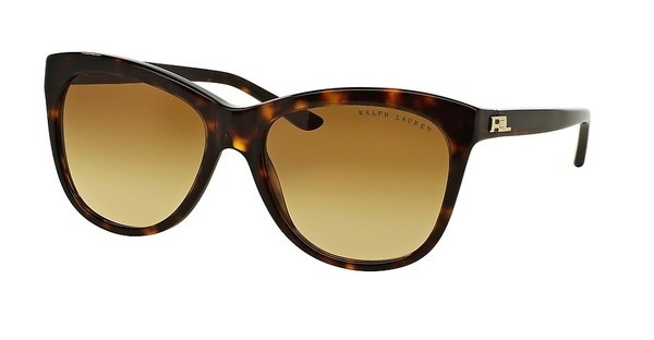 Ralph Lauren RL8105 50032L BROWN GRADIENTDARK HAVANA
