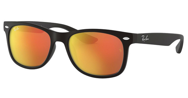 Ray-Ban Junior RJ9052S 100S6Q RED MULTILAYERMATTE BLACK