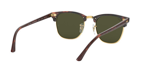 rb3016 wo366  ray-ban RB3016 Clubmaster w0366 51 mock tortue arista