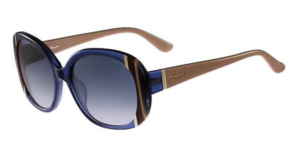 Salvatore Ferragamo SF674S 424 BLUE