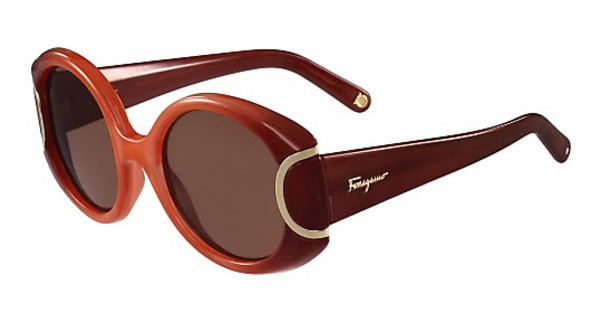 Salvatore Ferragamo SF811S SIGNATURE 811 ORANGE GRADIENT