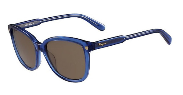 Salvatore Ferragamo SF815S 414 BLUE