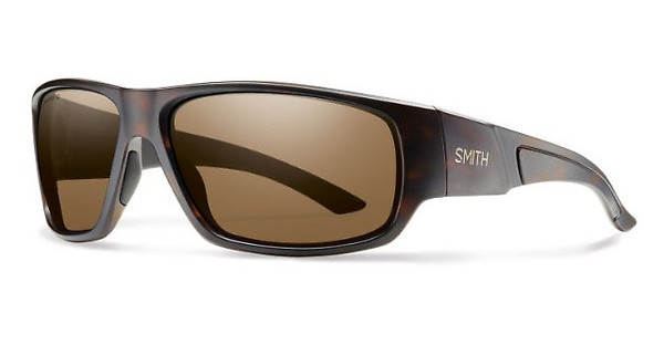 Smith DISCORD/N SST/HB BROWN PZMT TORTOI (BROWN PZ)