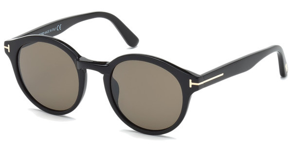 Tom Ford FT0400 01J roviexschwarz glanz