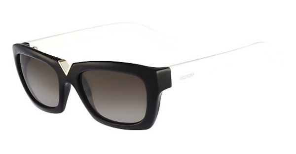Valentino V665S 016 BLACK AND WHITE