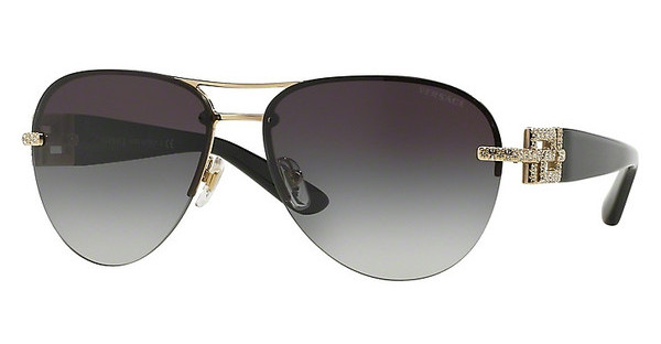 Versace VE2159B 12528G GREY GRADIENTPALE GOLD