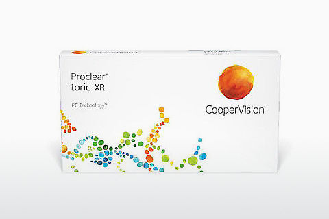 Contactlenzen Cooper Vision Proclear toric XR PCCTX6