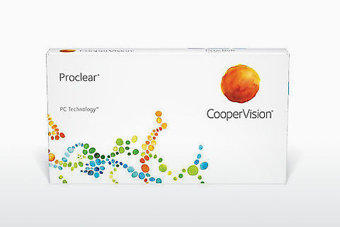 Contactlenzen Cooper Vision Proclear PC5