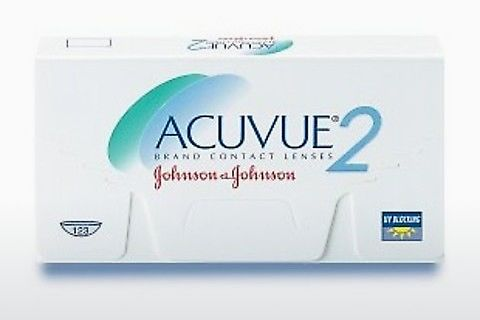 Lentilles de contact Johnson & Johnson ACUVUE 2 (ACUVUE 2 AV2-6P-REV)