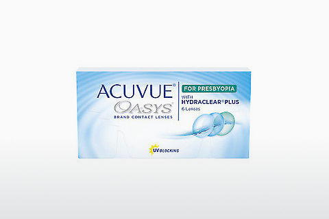 Contactlenzen Johnson & Johnson ACUVUE OASYS for PRESBYOPIA (ACUVUE OASYS for PRESBYOPIA AL-6P-REV)