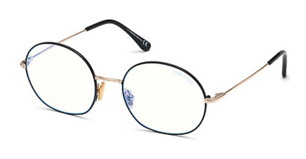 Tom Ford   FT5701-B 016 palladium glanz