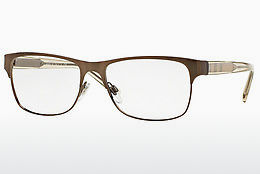 Lunettes design Burberry BE1289 1212 - Brunes