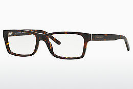 Lunettes design Burberry BE2108 3002 - Brunes, Havanna