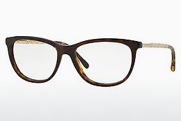 Lunettes design Burberry BE2189 3002 - Brunes, Havanna