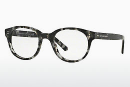 Lunettes design Burberry BE2194 3533 - Grises, Brunes, Havanna