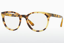 Lunettes design Burberry BE2250 3278 - Brunes, Havanna