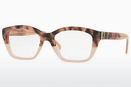 Lunettes design Burberry BE2265 3678 - Brunes, Havanna, Rose