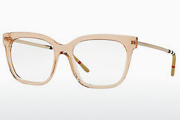 Lunettes design Burberry BE2271 3358 - Transparentes, Brunes
