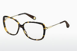 Lunettes design Marc Jacobs MJ 494 CD4 - Or, Brunes, Havanna