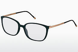 Lunettes design Rodenstock R5294 F - Bleues, Or