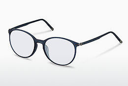 Lunettes design Rodenstock R7045 A - Bleues