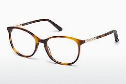 Designerbrillen Swarovski SK5163 053 - Havanna, Yellow, Blond, Brown